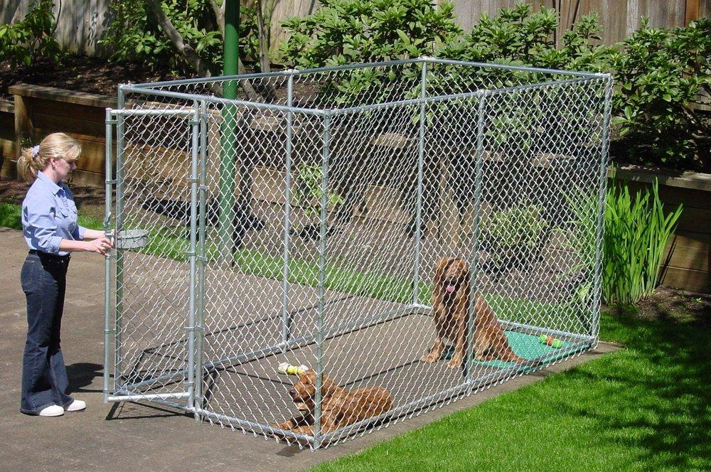 Recinti per cani recinzioni da interno e da esterno - Recinti per giardini ...