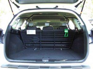 Divisorio o rete da auto per cani